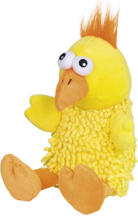Nobby Moppy hračka pro psy plyšové kuře 24cm