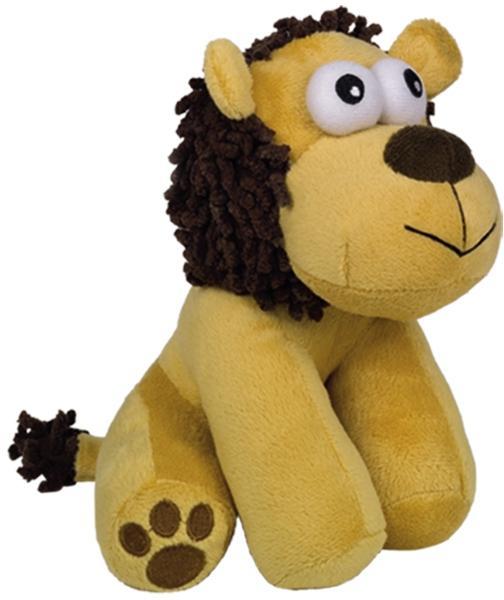 Nobby Moppy hračka pro psy plyšový lev 18cm