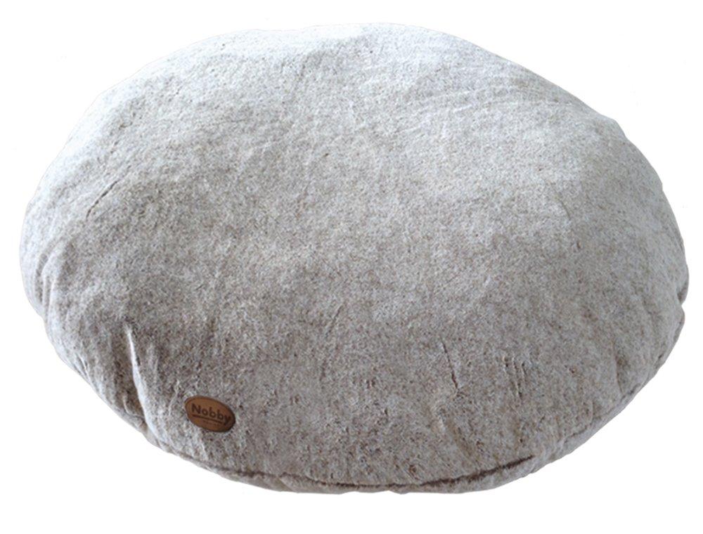 Nobby Cuddly polštář XL pro psy světle hnědý 85x20cm