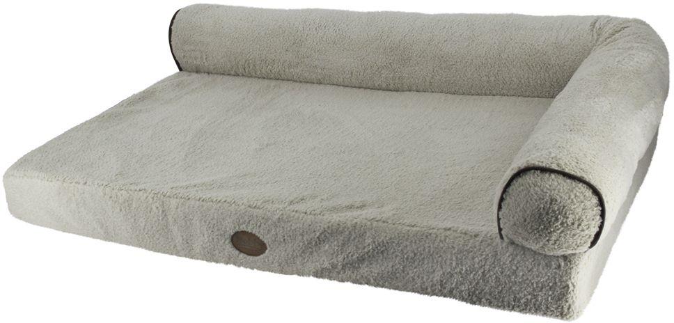 Nobby DAWA matrace s okrajem paměťová pěna 120x80cm