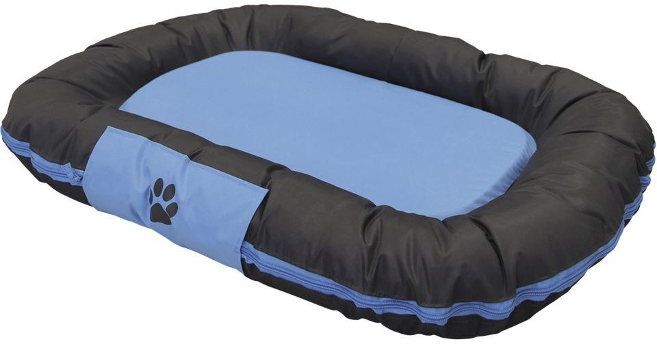 Nobby Classic polštář RENO pro psy modrá 80x58x10cm