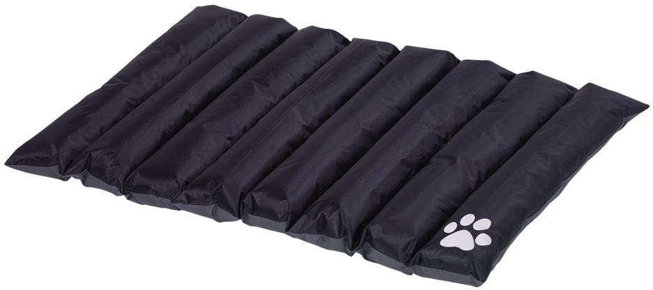 Nobby oboustranná srolovatelná matrace Anon pro psy černo-šedá 90x75x8cm
