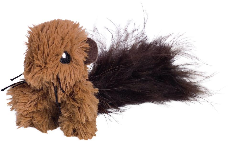 Nobby hračka pro kočku veverka 9cm