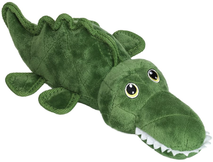 Nobby Extra Strong hračka pro psa krokodýl 32 cm