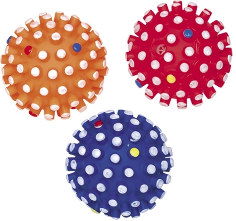 Nobby Classic hračka míček vinyl 6 cm 1 ks