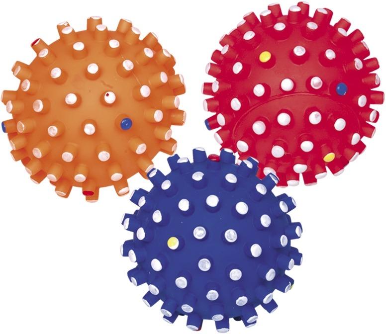 Nobby Classic hračka míček vinyl 10 cm 1 ks