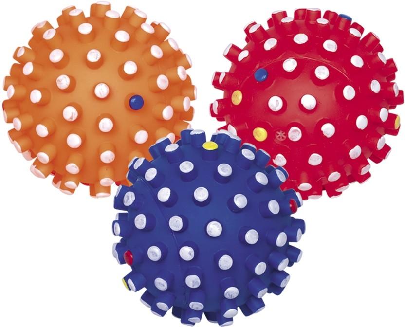 Nobby Classic hračka míček vinyl 12 cm 1 ks