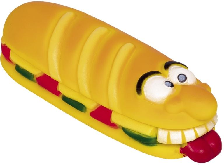 Nobby hračka pro psy Sandwich vinyl 19 cm
