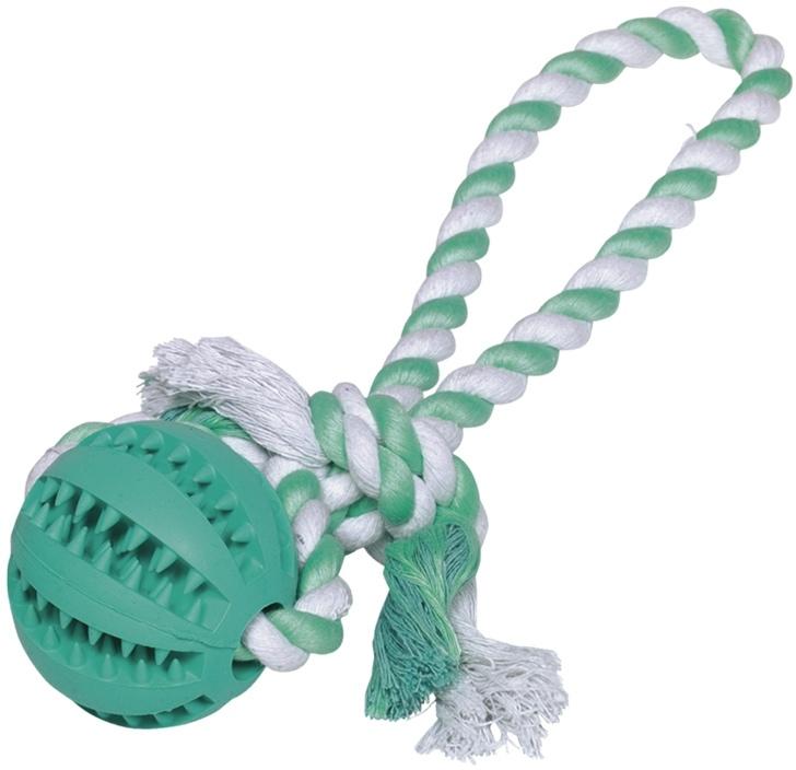 Nobby hračka pro psy Dental Line 30 x 7 cm