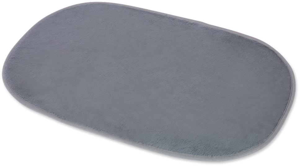 Nobby Classic SIAK tenká podložka šedá 45x23cm