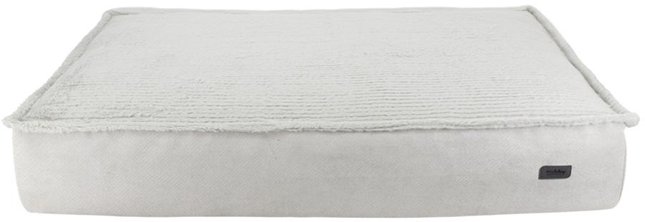 Nobby LAGO ortopedická matrace pro psy světle šedá 120x80x16 cm