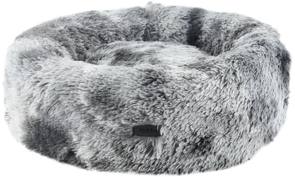 Nobby CODA pelíšek donut šedý 60x23cm