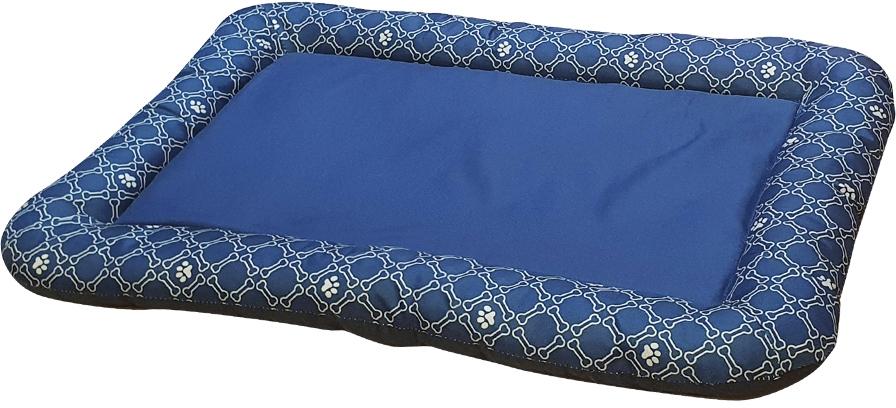 Nobby Classic podložka JUKU pro psy modrá 103x76x5cm