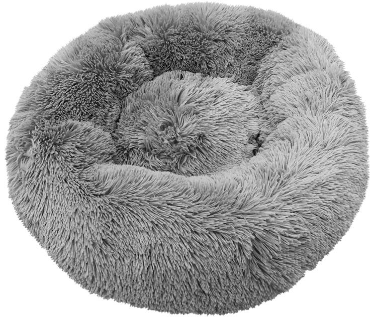 Nobby Classic hnízdečko ESLA pro psy a kočky tmavě šedá 50x20cm