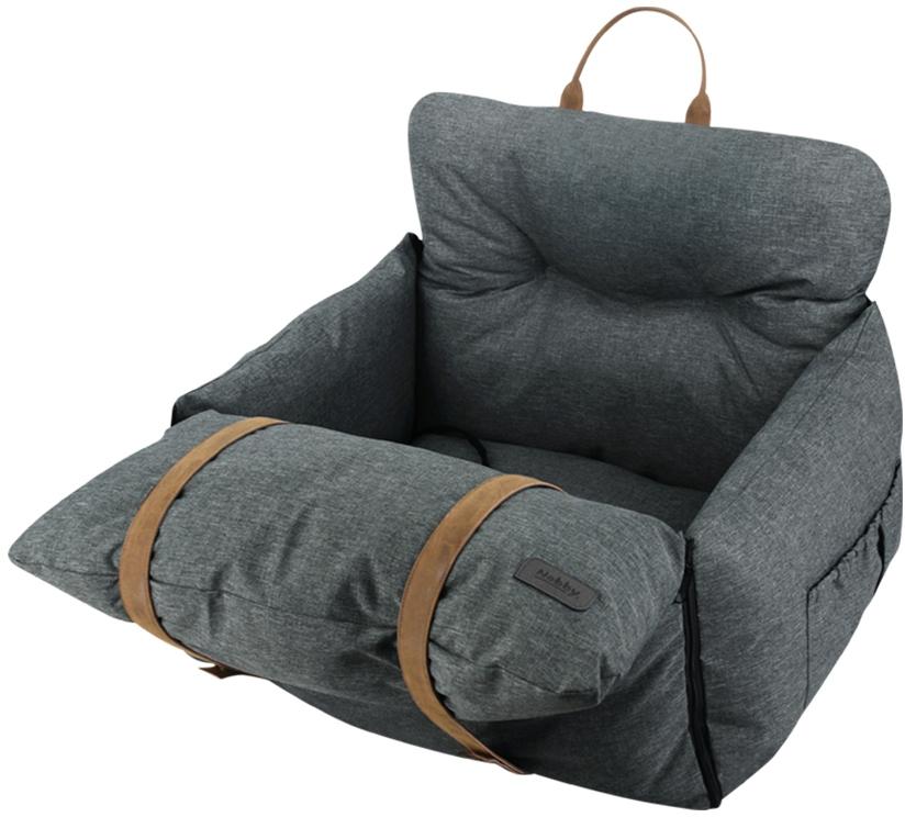 Nobby BENA cestovní pelíšek pro psy tmavě šedá 60x50x43cm