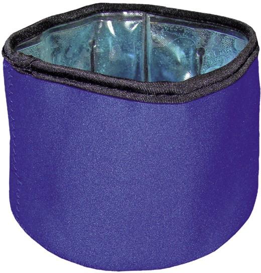 Nobby cestovní chladící miska na vodu pro zvířata 300ml