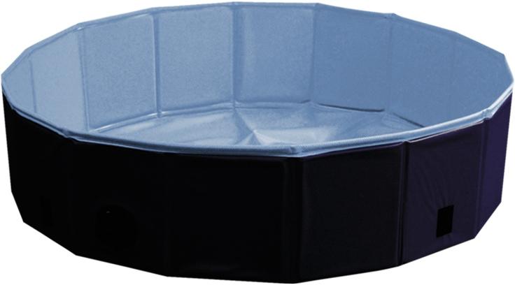 Nobby bazén pro psa skládací modrý 80x20cm