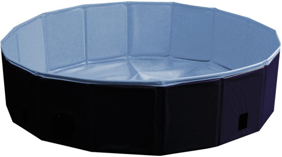 Nobby bazén pro psa skládací modrý 160x30cm