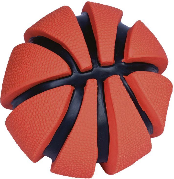 Nobby hračka pro psy latexový míč basketbal 14cm