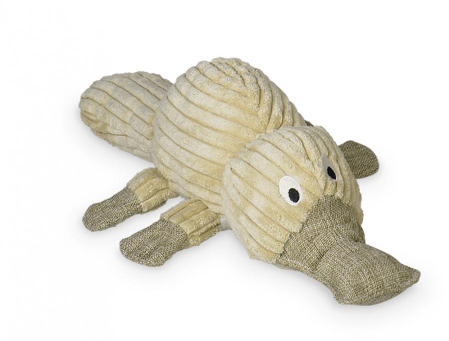 Nobby Duckbill hračka manšestrová ptakopysk 44cm