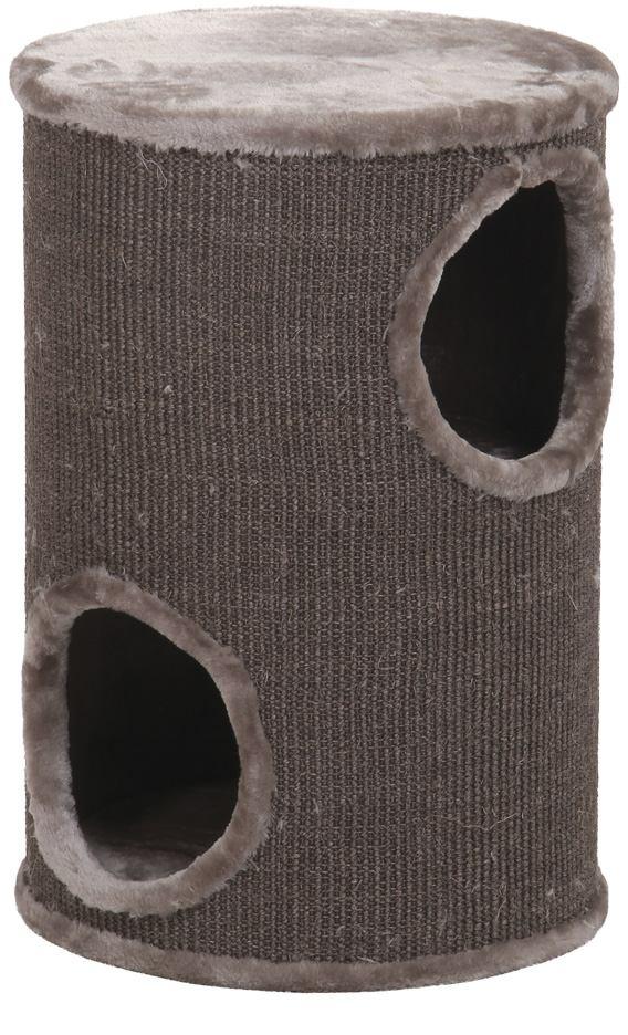 Nobby DAINA škrábací válec pro kočky tmavě šedý 58cm