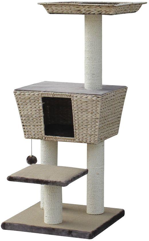 Nobby Motega S škrabadlo pro kočky vodní hyacint 114cm