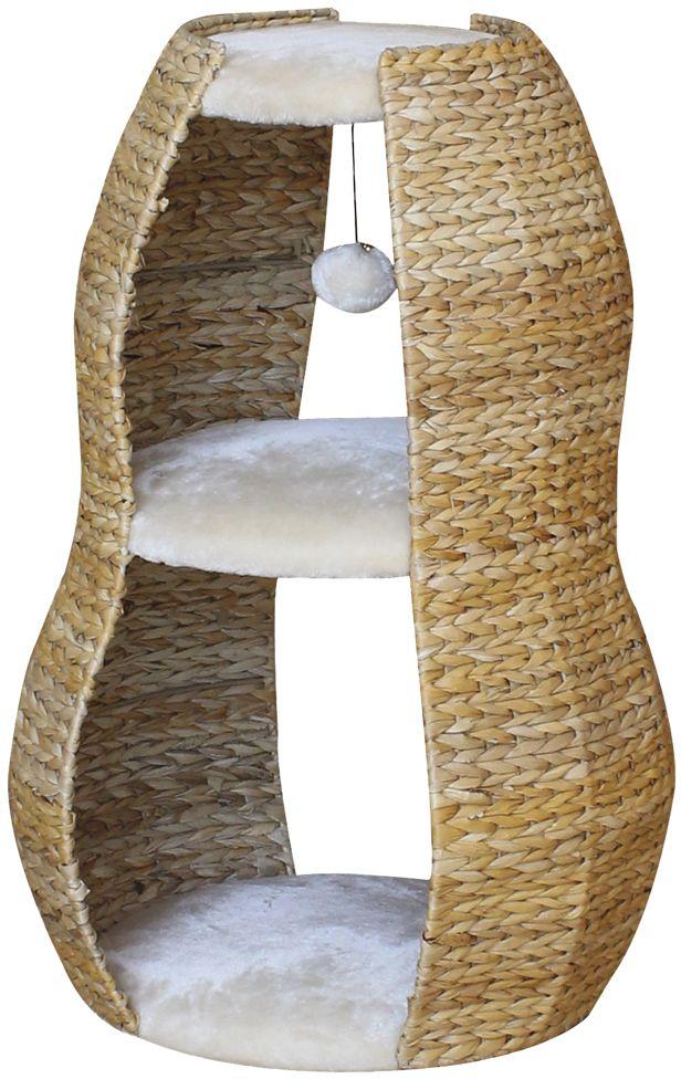 Nobby Akaba obytný válec banánový list 50x40x76cm