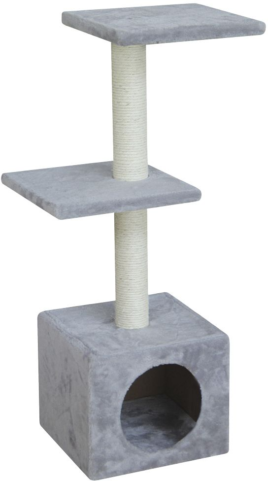 Nobby Classic Costa patrové škrabadlo pro kočku šedá 89cm