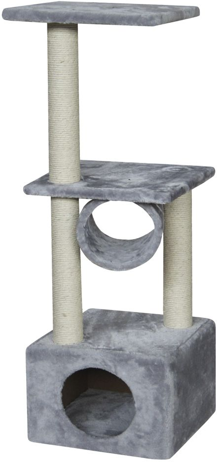 Nobby Classic Cuneo patrové škrabadlo pro kočku šedá 99cm