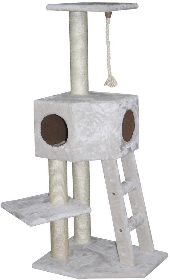 Nobby Classic Fano patrové škrabadlo pro kočku krémová 121cm