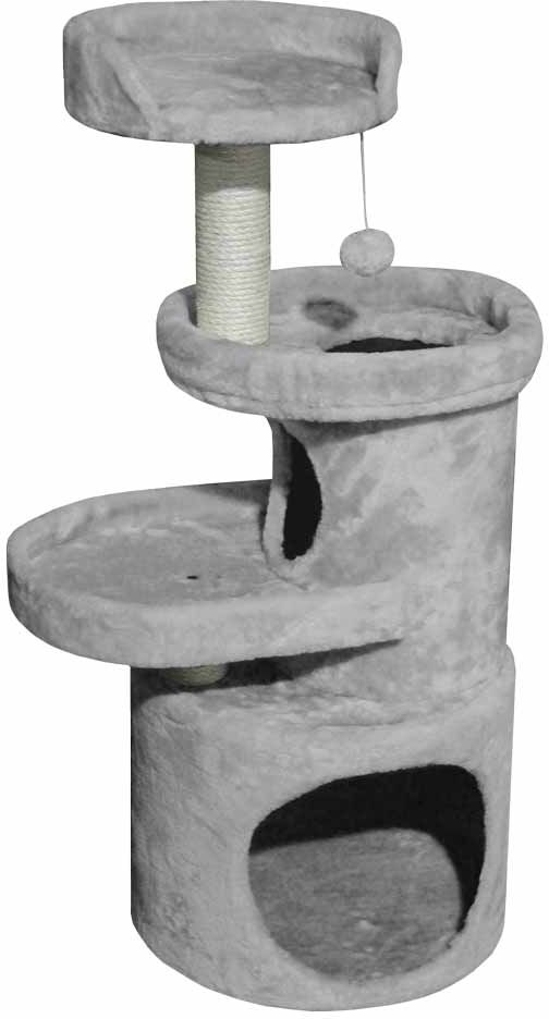 Nobby Classic Fermo patrové škrabadlo pro kočku šedá 105cm