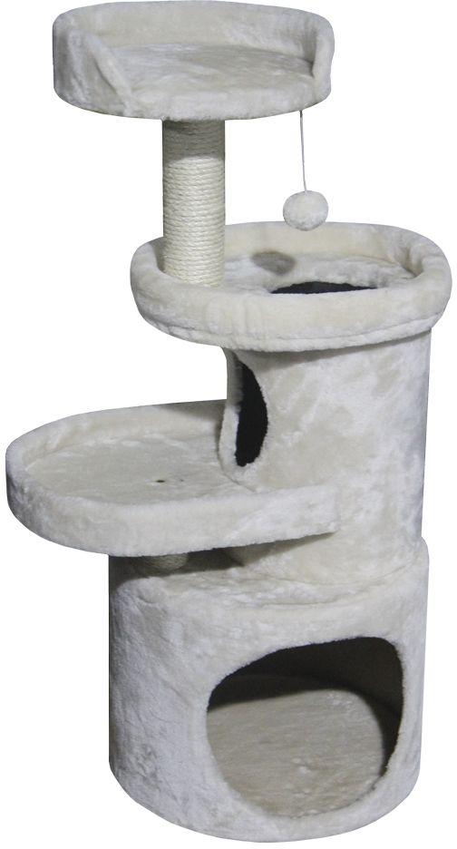 Nobby Classic Fermo patrové škrabadlo pro kočku krémová 105cm