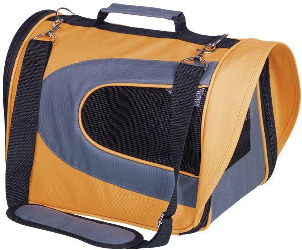 Nobby KANDO S přepravní taška do 5kg oranžová 34x23x24cm