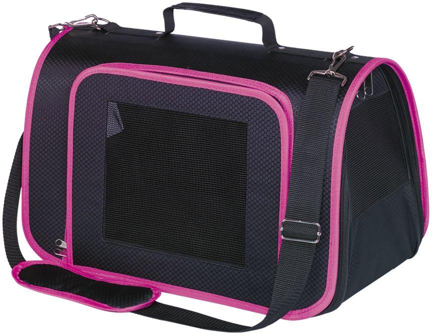Nobby MITKO přepravní taška do 7kg růžová 44x25x27cm