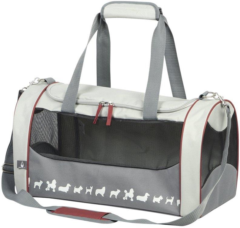 Nobby přepravní taška TIMOR do 9kg šedá 52 x 30 x 30 cm