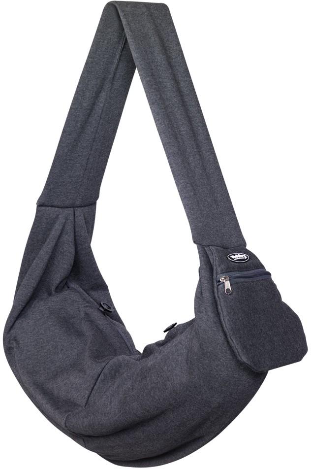 Nobby přepravní taška NABIL pro kočky a malé psy šedá 66x34cm