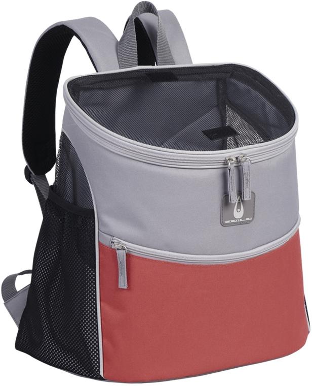 Nobby zadní batoh JAMBI do 8 kg 37x25x37cm terakota