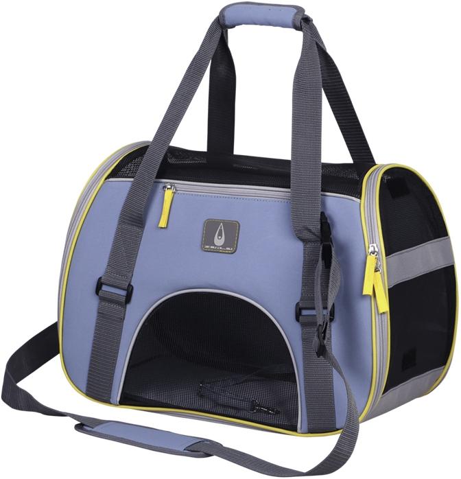 Nobby přepravní taška ALOR do 6kg 40x20x33cm modrá