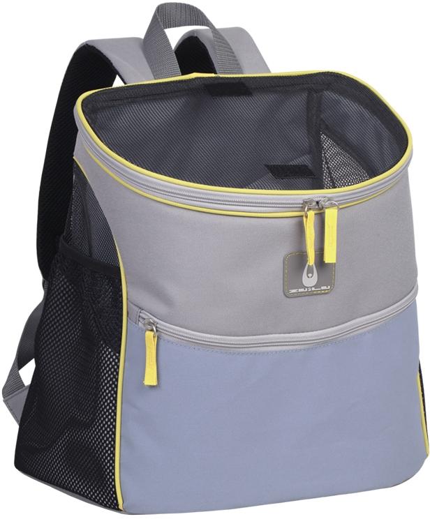 Nobby zadní batoh JAMBI do 8 kg 37x25x37cm modrá