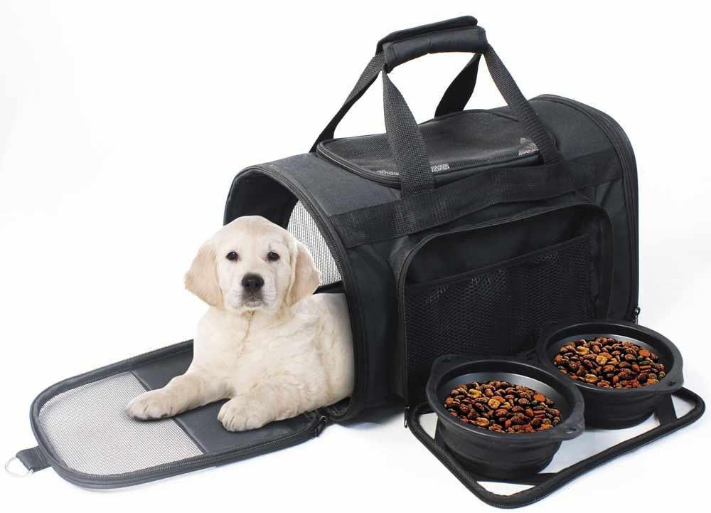 Nobby cestovní taška NADOR L do 8 kg černá 55x31x34cm