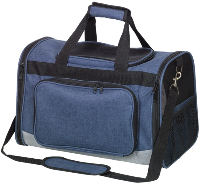 Nobby cestovní taška NADOR M do 7 kg modrá 46x28x29cm