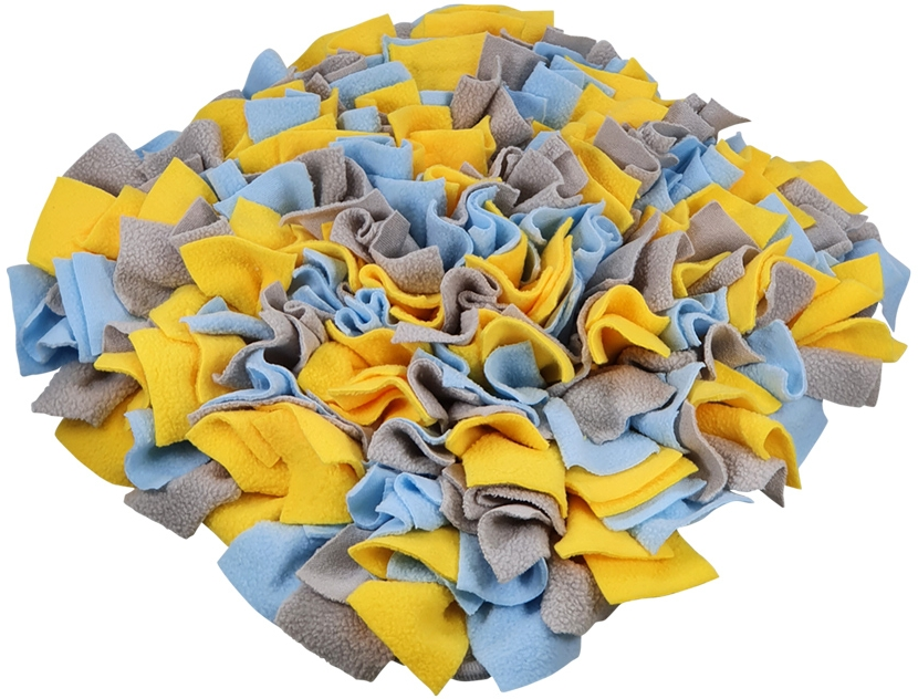 Nobby čmuchací kobereček Colore 40x40cm