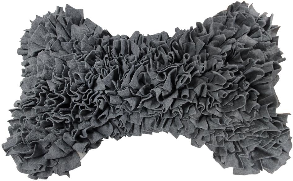 Nobby čmuchací kobereček Kost šedá 70x50cm
