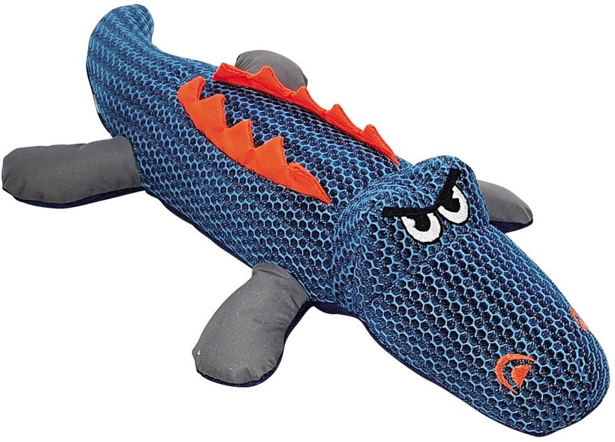 Nobby hračka pro psy Krokodýl s reflexními prvky 37 cm