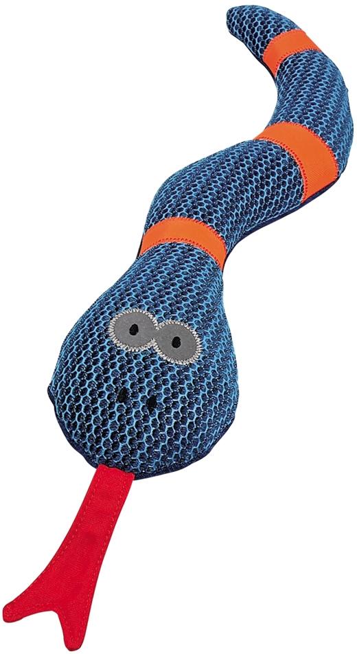 Nobby hračka pro psy Had s reflexními prvky 40cm