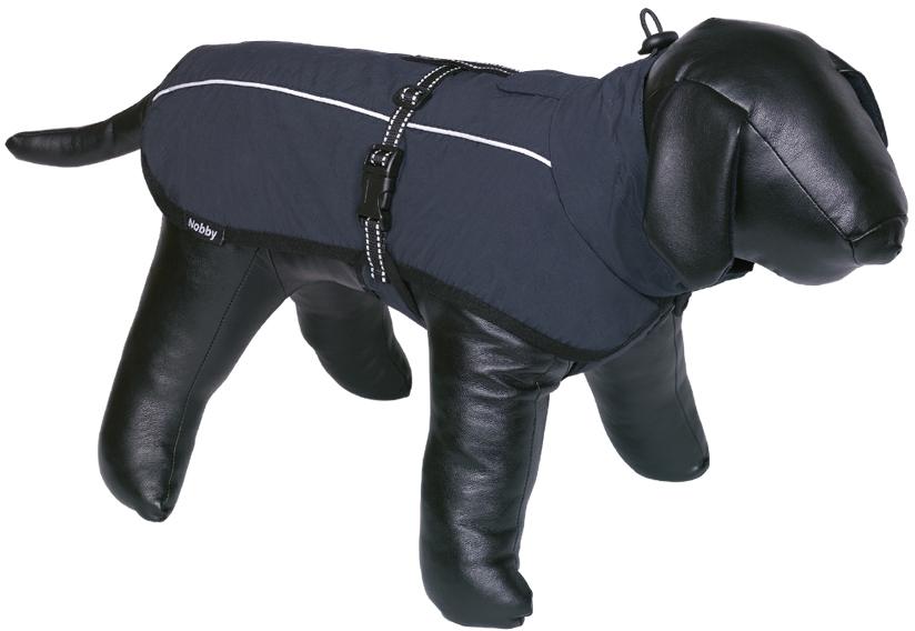 Nobby sportovní vesta pro psa TIMIS modrá 20cm