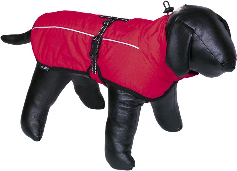 Nobby sportovní vesta pro psa TIMIS červená 20cm