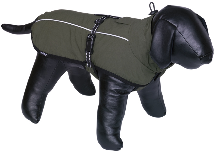Nobby sportovní vesta pro psa TIMIS zelená 29cm