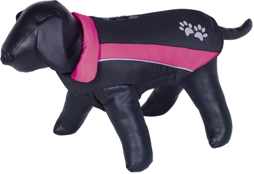 Nobby SABI reflexní obleček pro psa růžová 60cm