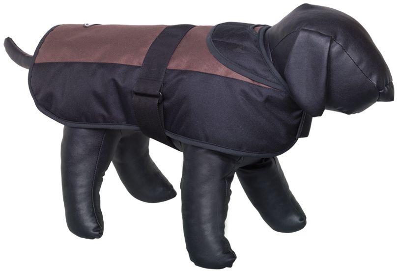 Nobby Caibo obleček pro psa s teflonem hnědá 70cm
